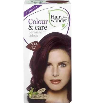 Colour & Care henna red 5.64