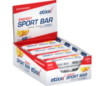 Energy sport bar orange