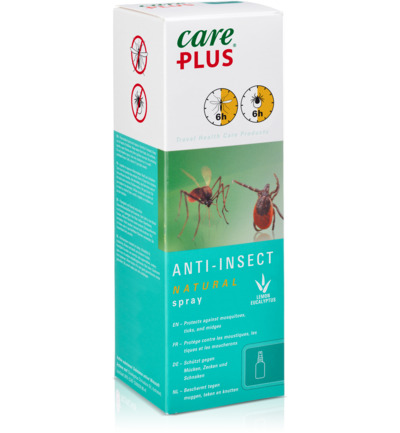 Image of Care Plus Anti Insect Natural Spray (100ml)