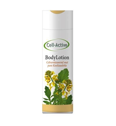 Cell-active Bodylotion Celvernieuwend Met Pure Koolzaadolie 200ml