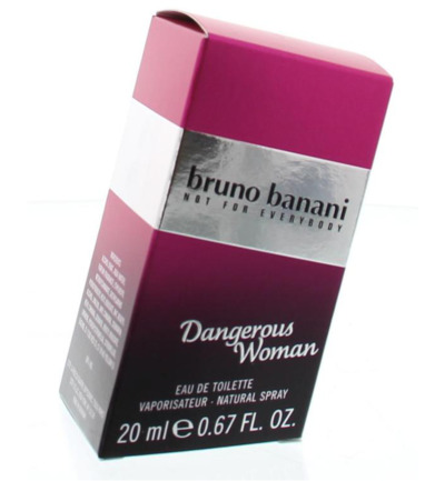Danger woman eau de toilette