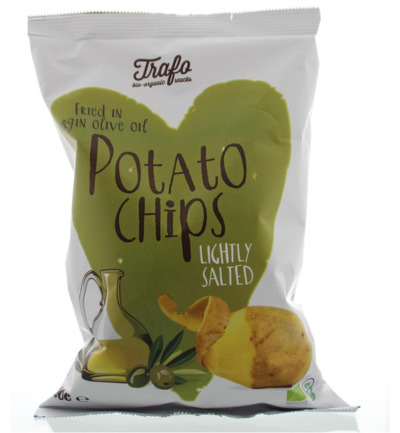 Chips lightly salted bio
