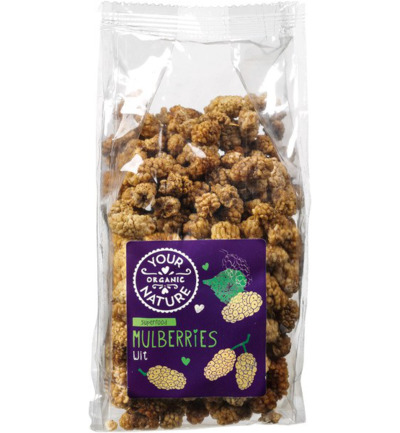 Mulberries wit