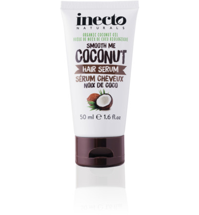 Coconut olie haarserum