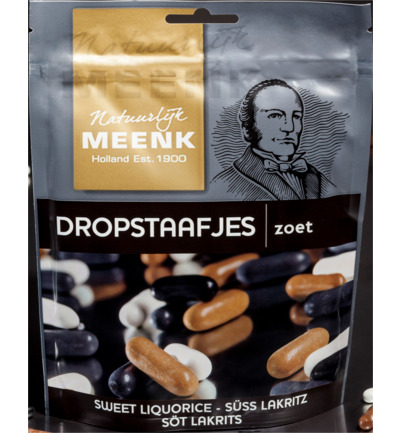 Dropstaafjes