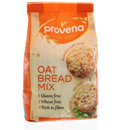 Oat bread mix gv