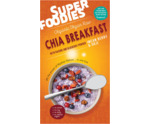 Chia breakfast goji & inca berries