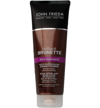 Brilliant Brunette conditioner rich radiant