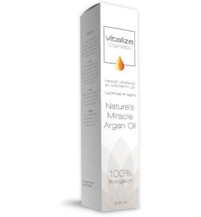 Nature's miracle argan oil
