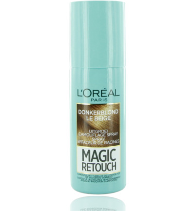 Magic retouch donker blond spray