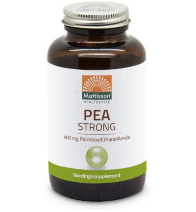 Pea strong 400 mg zuivere palmitoylethanolamide