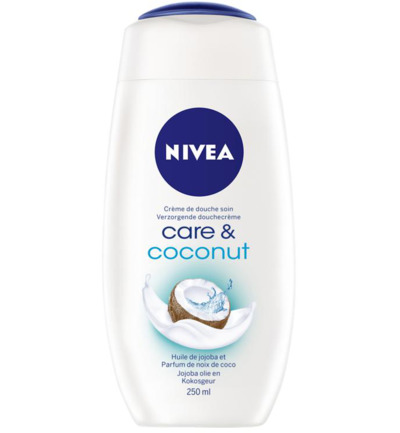 Douche care & coconut