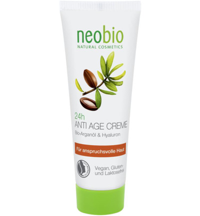24-Hour anti ageing creme
