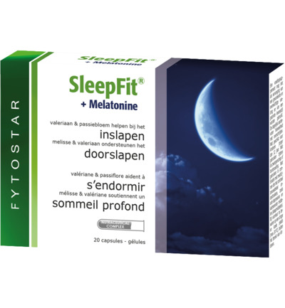 SleepFit 3 in 1 slaapformule