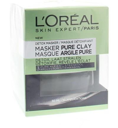 Dermo Expertise Clay Radiance