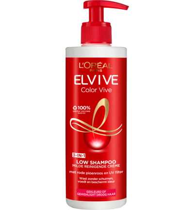 Color-Vive low shampoo
