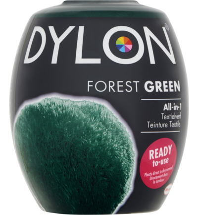 Pod forest green