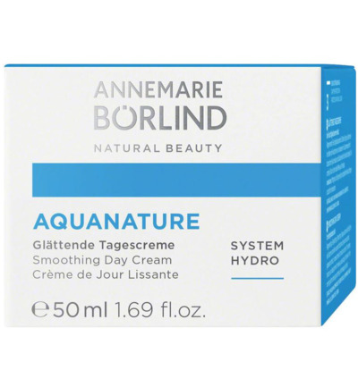 Aquanature egaliserende dagcreme