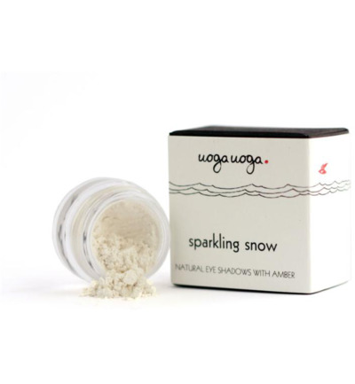 Eyeshadow 702 sparkling snow bio