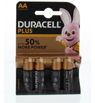 Plus power AA