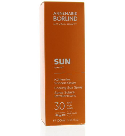 Zonnespray sport cool SPF 30