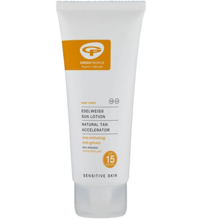 Zonnebrand SPF15 travel