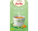 White tea with aloe vera bio