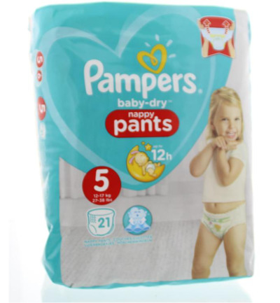 Baby dry junior S5 pants