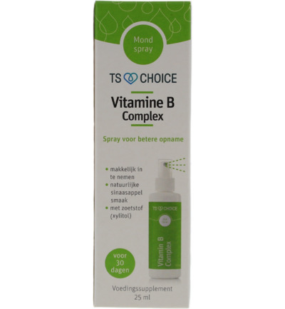 Vitaminespray vitamine B complex