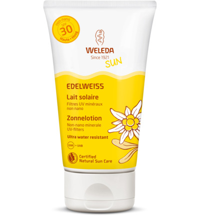 Edelweiss zonnelotion SPF30