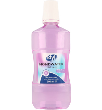 Mondwater total care