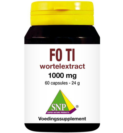 Fo ti wortelextract