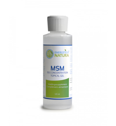 MSM Topical gel