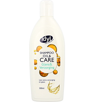 Shampoo oil & care glans & verzorging