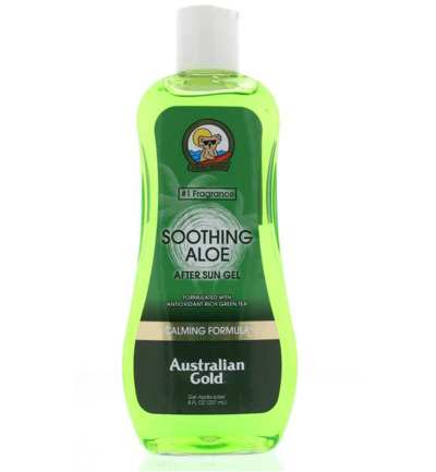 Image of Australian Gold Aftersun Soothing Aloe (237ml)