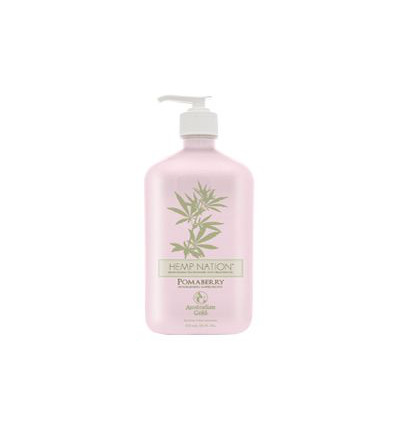 Hemp nation pomaberry moisturizing tan extender