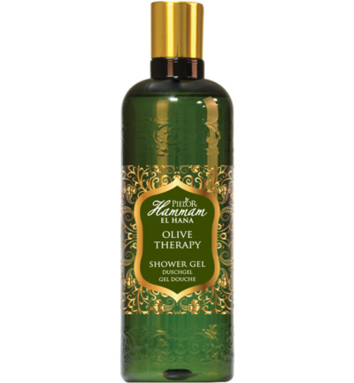 Olive therapy shower gel