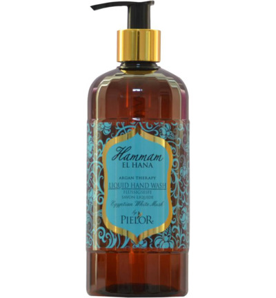 Argan therapy Egyptian musk liquid hand wash