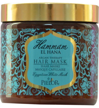 Argan therapy Egyptian musk hair mask