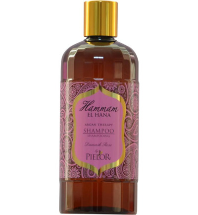 Argan therapy Damask rose shampoo