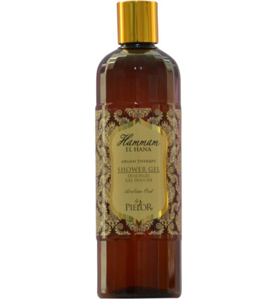 Argan therapy Arabian oud shower gel