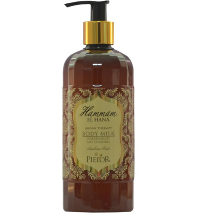 Argan therapy Arabian oud body milk