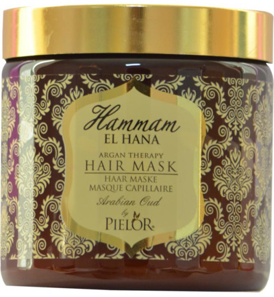 Argan therapy Arabian oud hair mask