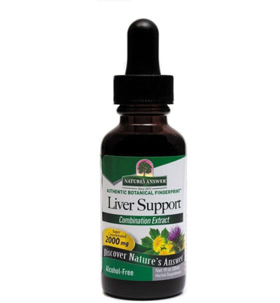 Liver support leverdetox extract alcvrij 2000 mg