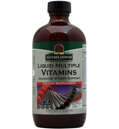 Vloeibaar multivitamine - Liquid multiple vitamins