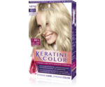 Keratine Color Haarverf 10.1 Platina Blond