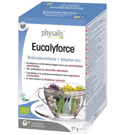 Eucalyforce thee bio