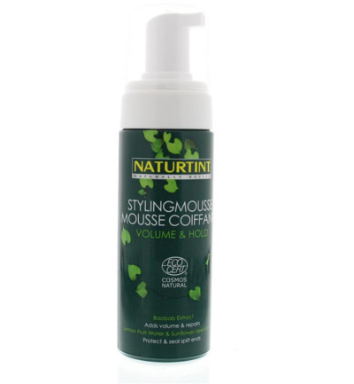 Styling mousse eco