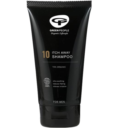 Men shampoo 10 itch away