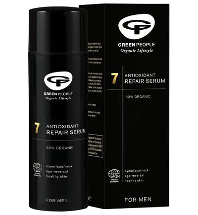 Men antioxidant repair serum